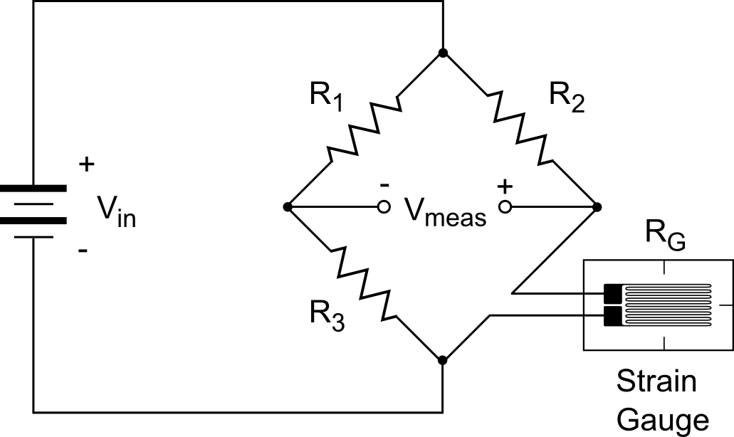 Wiring Diagram Wheatstone Bridge on wiringdiagrams